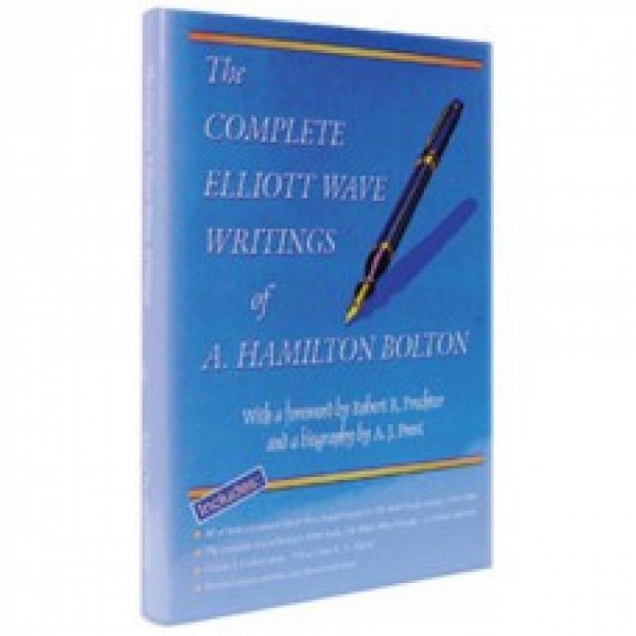 Обложка книги:  а. г. болтон - полное собрание работ по волнам эллиотта