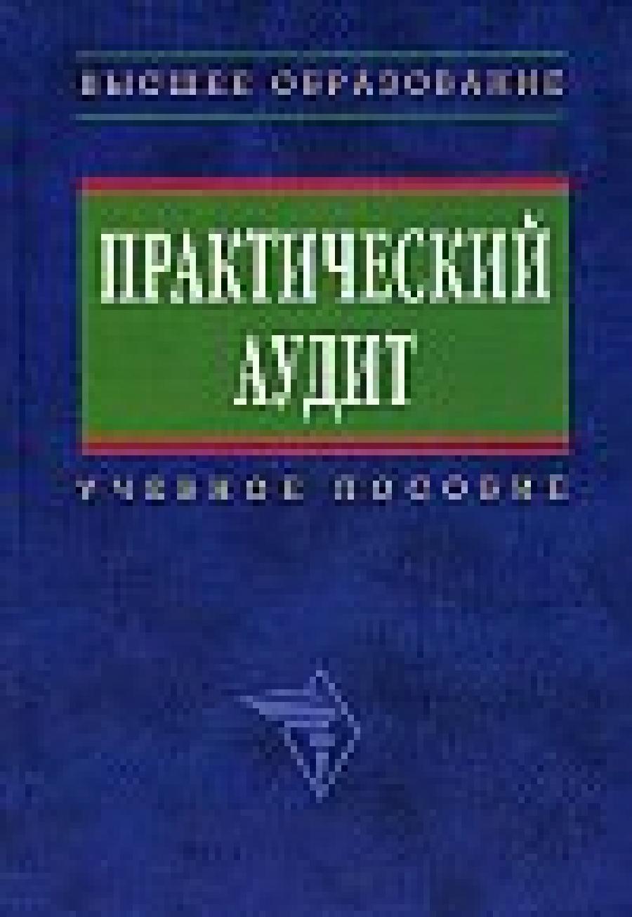 Обложка книги:  бровкина н.д., мельник м.в. - практический аудит