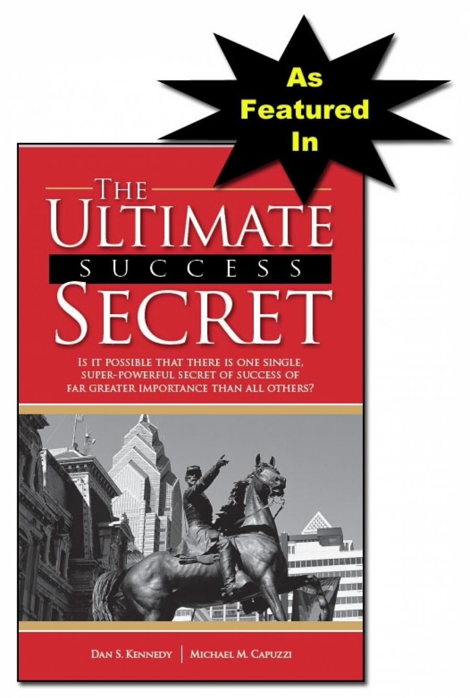 Обложка книги:  кеннеди дэн - самый главный из всех секрет успеха