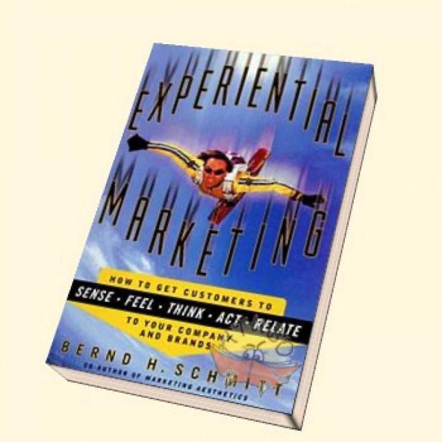 Обложка книги:  бернд шмитт - эмпирический маркетинг. как заставить клиента чувствовать, думать, действовать