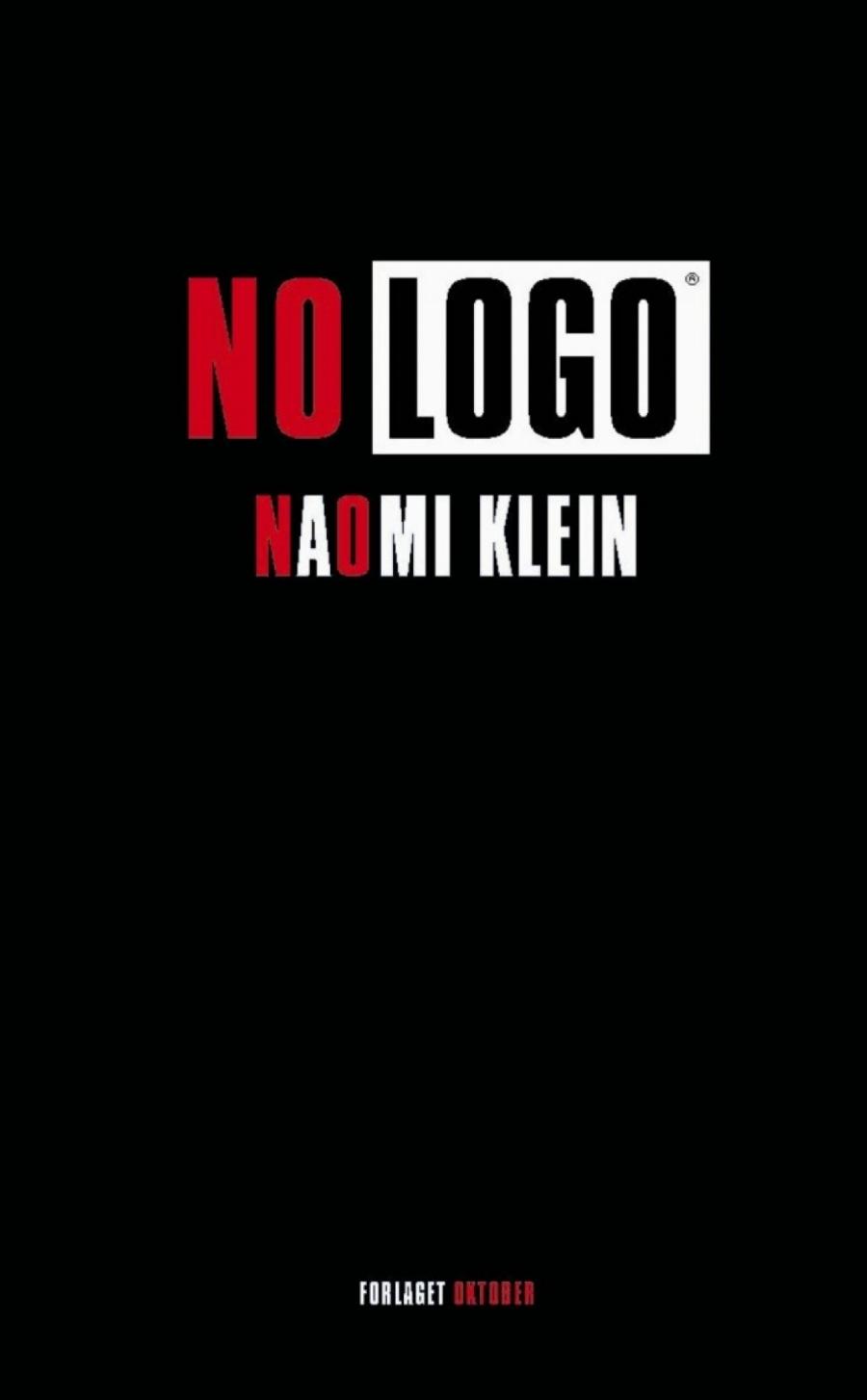 Обложка книги:  наоми кляйн naomi klein - no logo. люди против брэндов