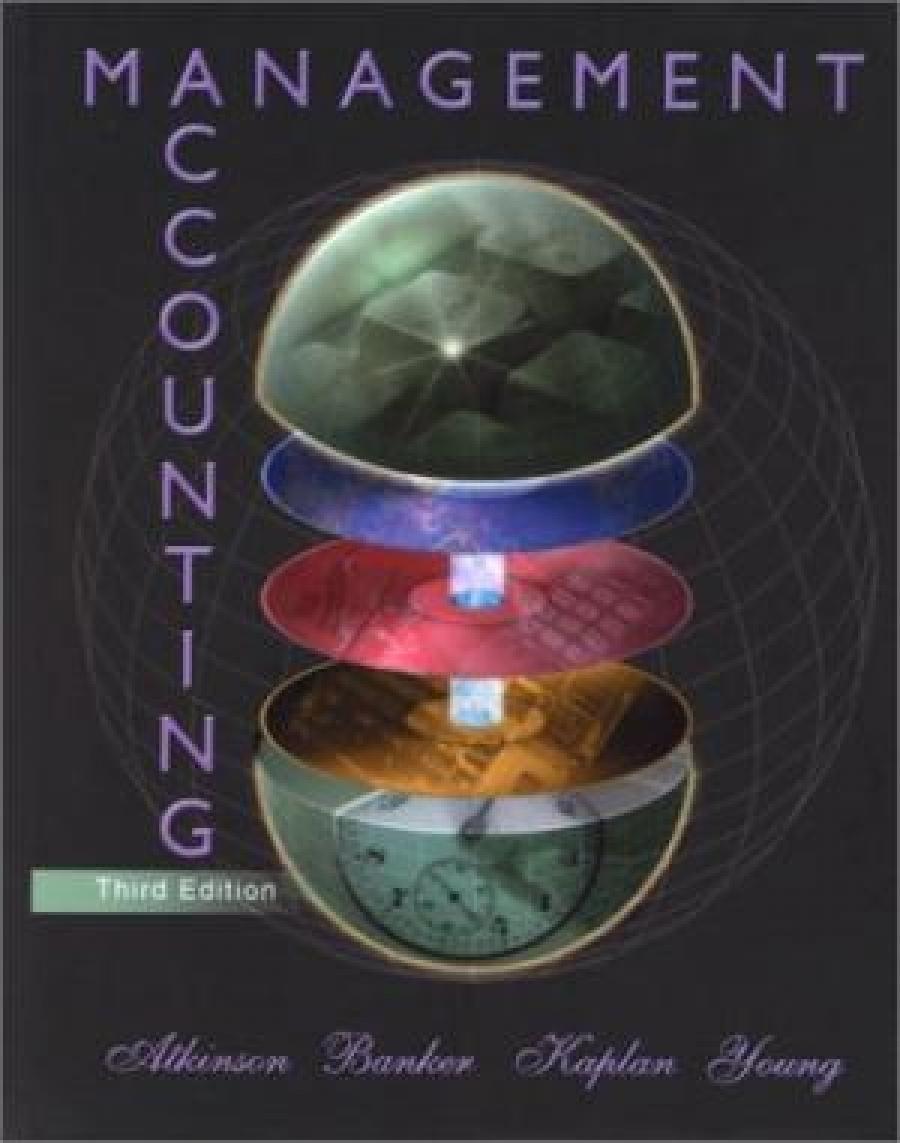 Обложка книги:  энтони а.аткинсон, роберт с. каплан - управленческий учет