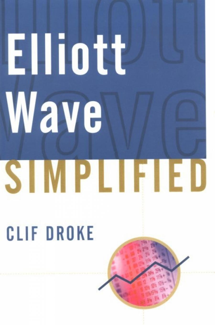 Обложка книги:  том джозеф - упрощённый анализ волны эллиотта